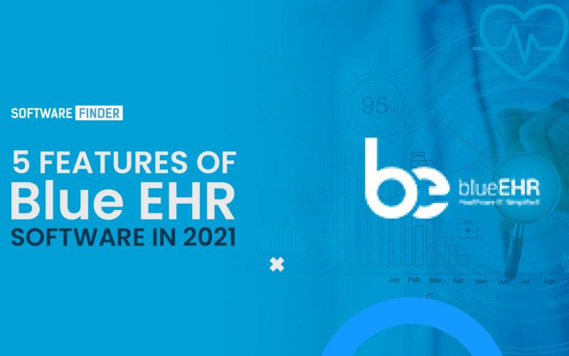Blue EHR software