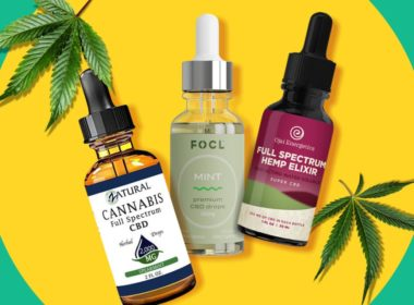 The Skincare Benefits of Using The Best CBD And Hemp Oil Products